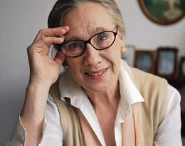 82-letnia Maja Komorowska zachwyca formą i figurą. Aktorka pokazała zdjęcia z plaży