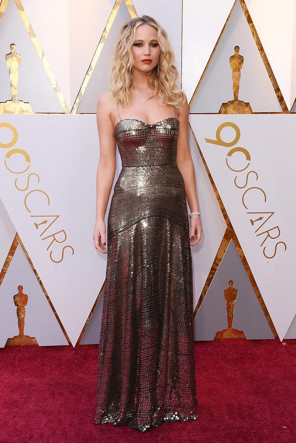 Oscary 2018: Jennifer Lawrence