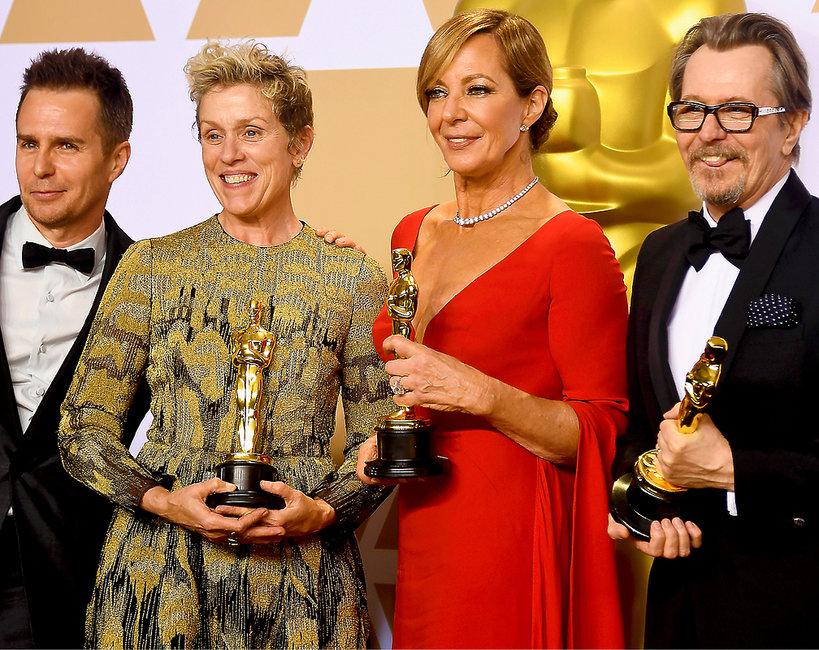 Oscary 2018: zwycięzcy