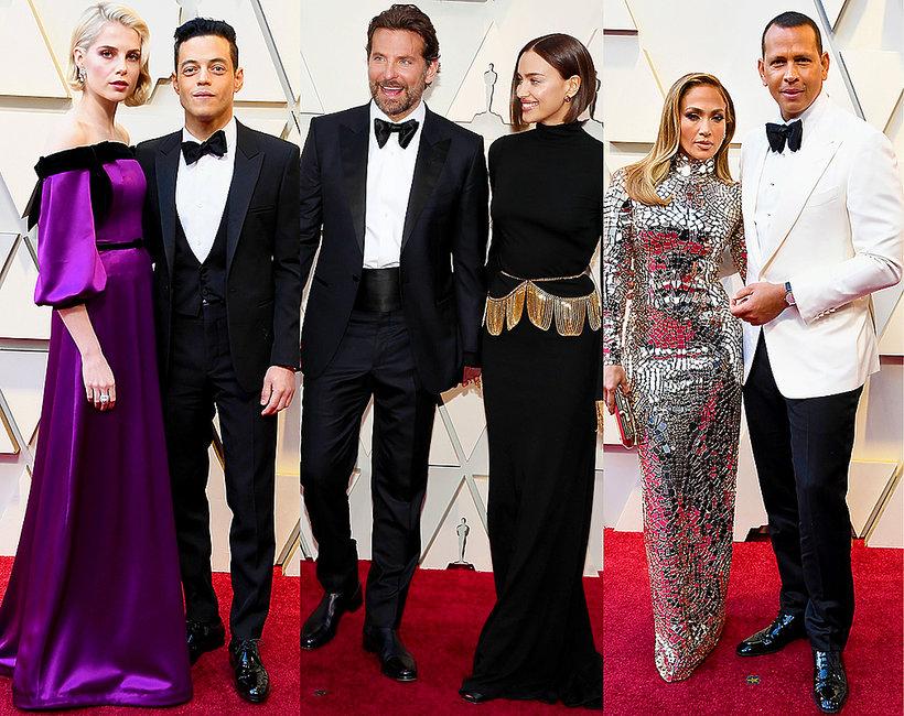 Oscary 2019, pary