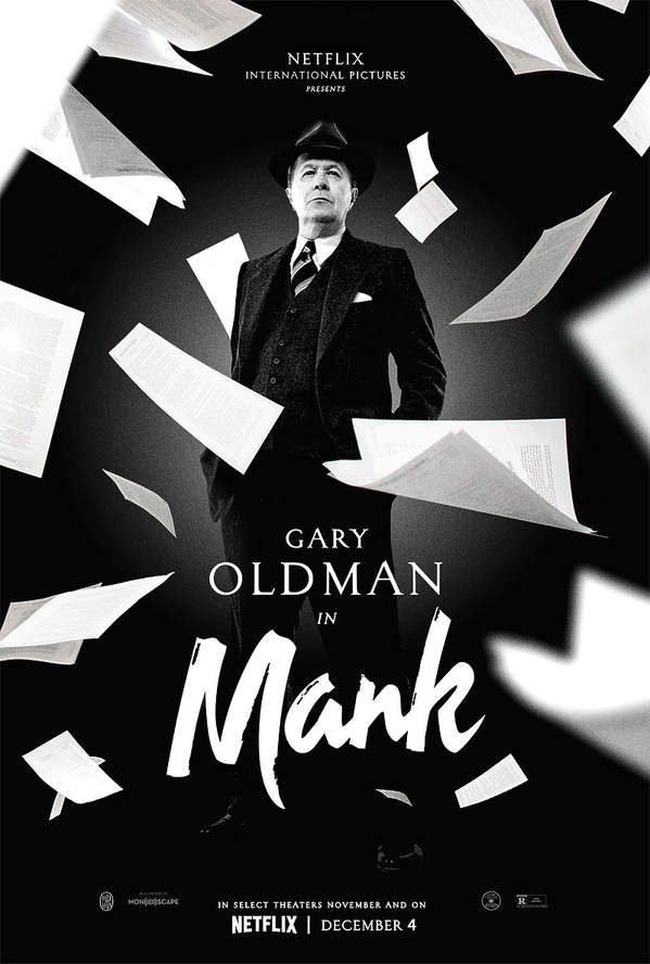 "Oscary 2021: film ""Mank"""