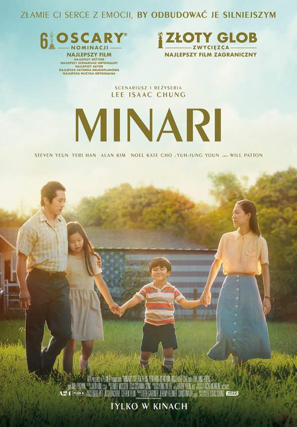 "Oscary 2021: film ""Minari"""