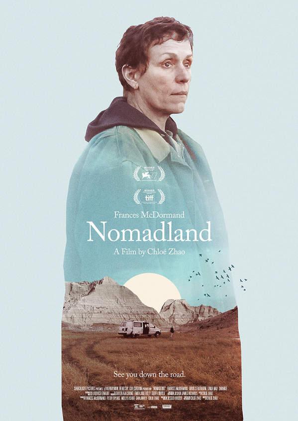 """Oscary 2021: film """"Nomadland"""""""