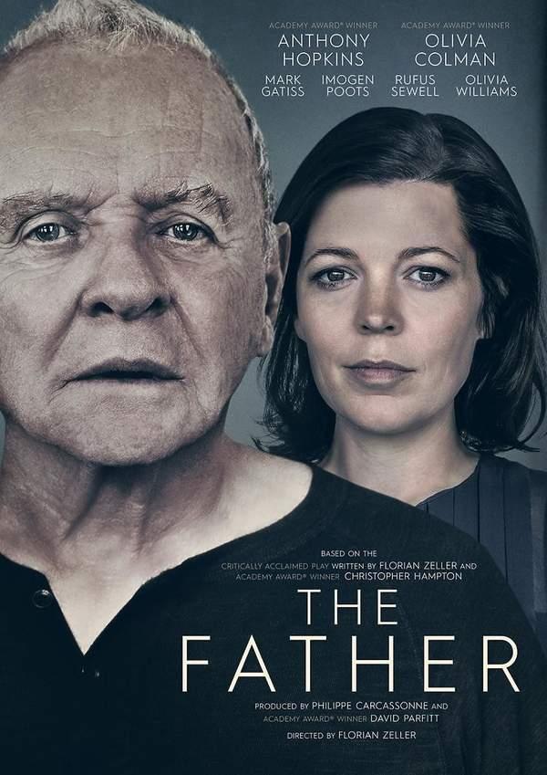 "Oscary 2021: film ""Ojciec"""