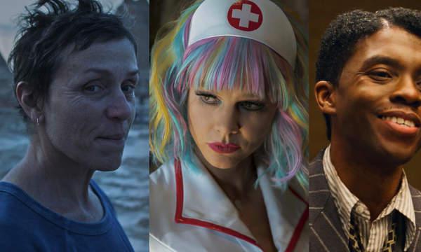 Oscary 2021: nominacje najlepszy film