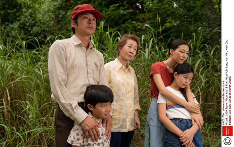 Oscary 2021: nominowany Steven Yeun