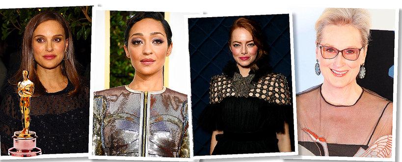 Oscary aktorki 2017