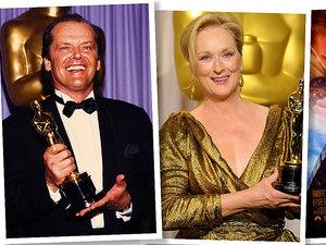 Oscary w liczbach