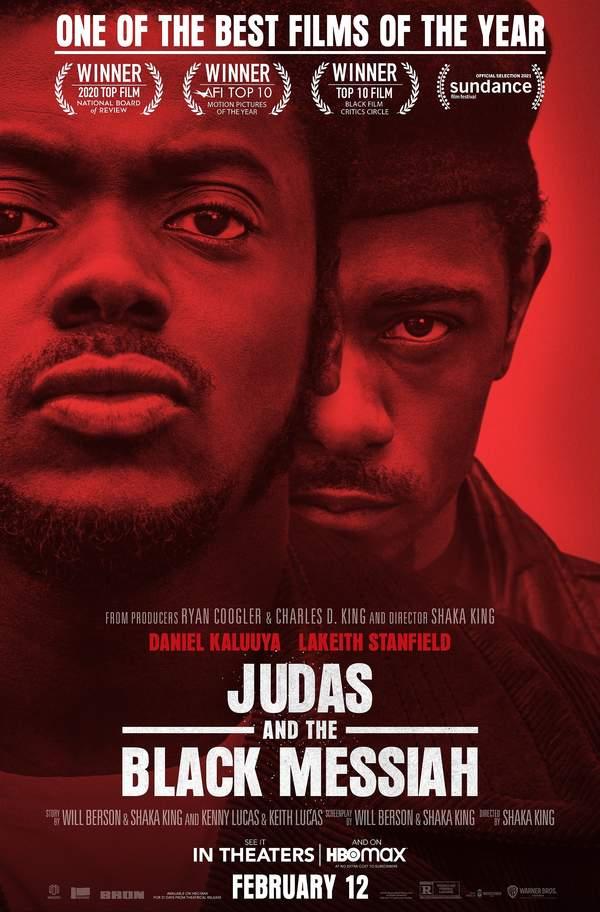 "Oskary 2021: film ""Judas and the Black Messiah"""