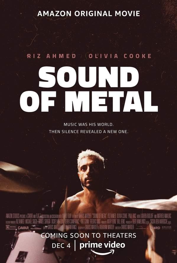 "Oskary 2021: film ""Sound of metal"""