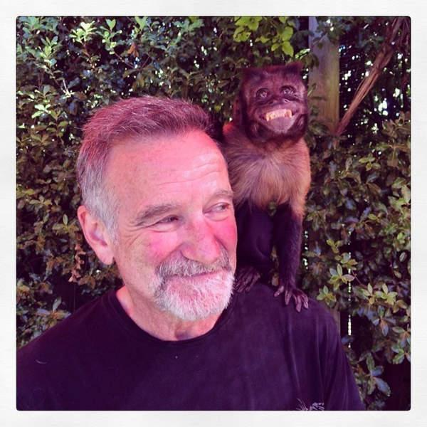 Ostatnie zdjęcie Robina Williamsa przed śmiercią