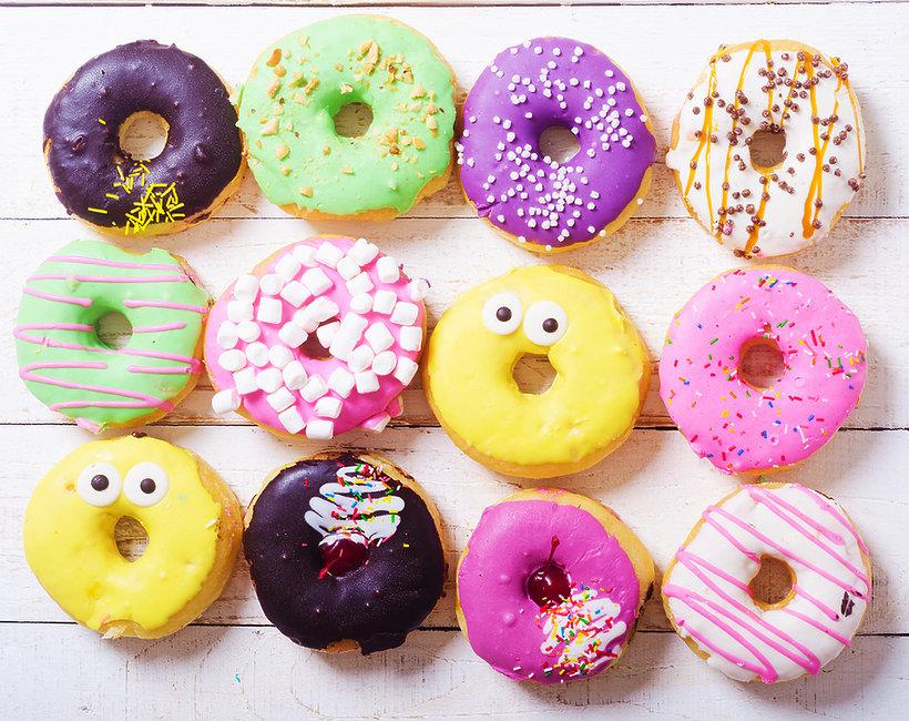 pączek, pączki, donuty, Tłusty Czwartek
