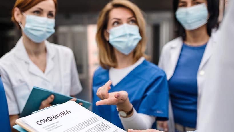 Pademia koronawirusa