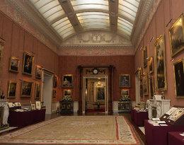 Pałac Buckingham wnętrza