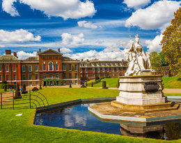 To tu zamieszkali książę Harry i księżna Meghan! Zobacz wnętrza pałacu Kensington