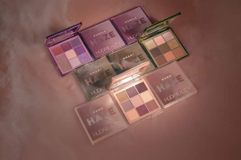 Palety Haze Obsessions Huda Beauty