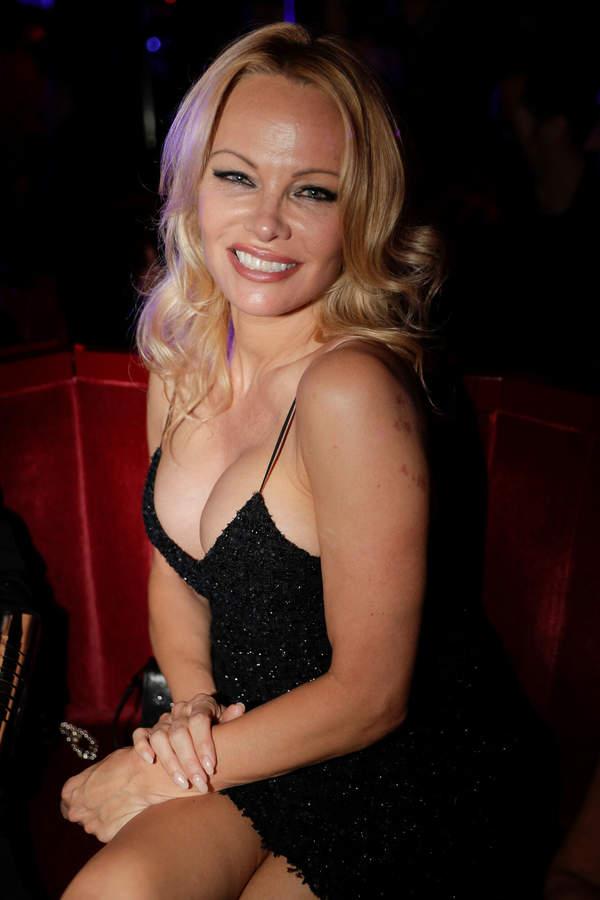Pamela Anderson, 2019