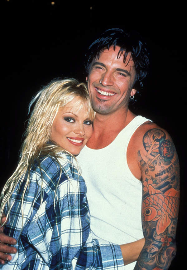 Pamela Anderson i Tommy Lee: historia związku