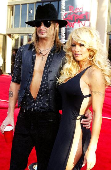 Pamela Anderson, Kid Rock, krótkie małżeństwo