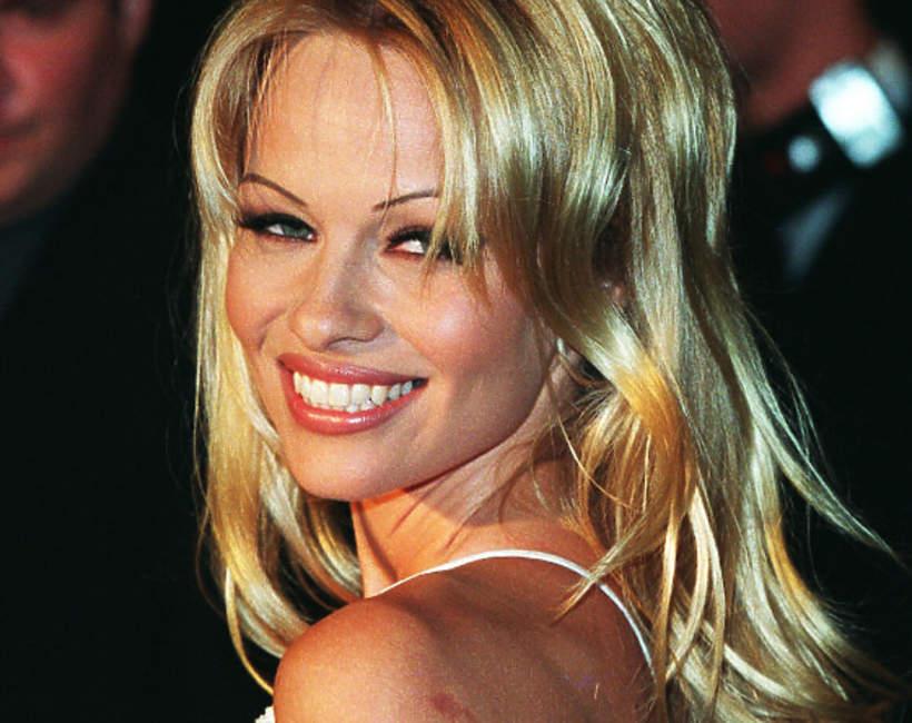 Pamela Anderson, po raz szósty wyszła za mąż