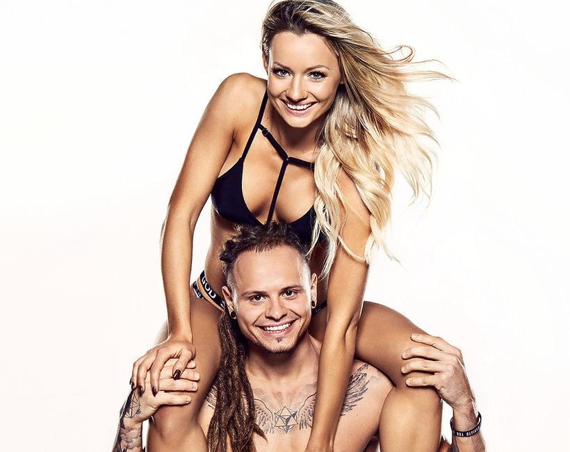 Pamela Stefanowicz, Mateusz FIT LOVERS