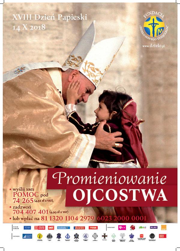 Papież Jan Paweł II, dzień papieski
