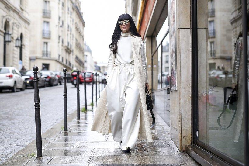 Paris Fashion Week. Biel