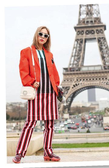 Paris Fashion Week. Najlepsze stylizacje street style