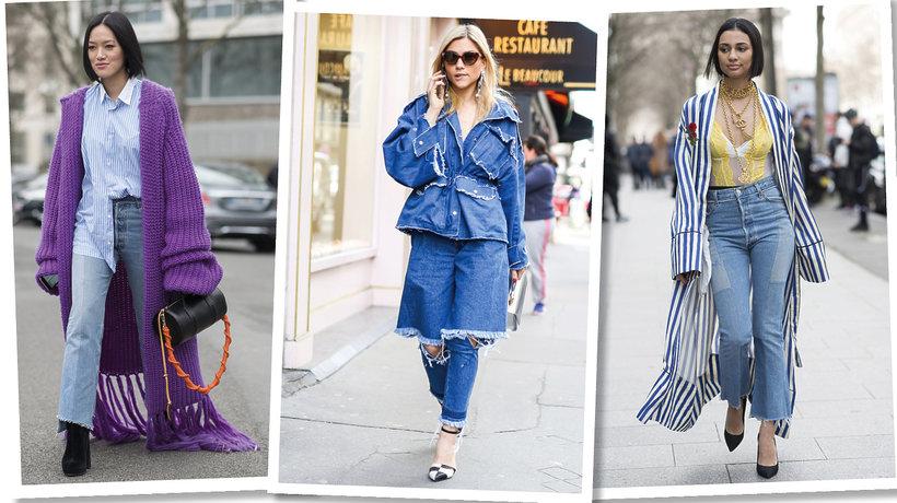Paris Fashion Week.Paris Fashion Week. Najlepsze stylizacje