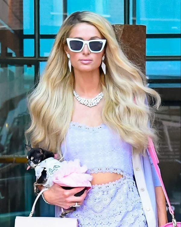 Paris Hilton, 2020