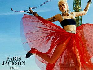 Paris Hilton na okładce Harper's Bazaar