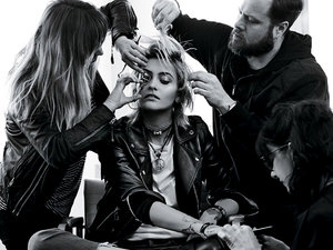 Paris Jackson w Vanity Fair