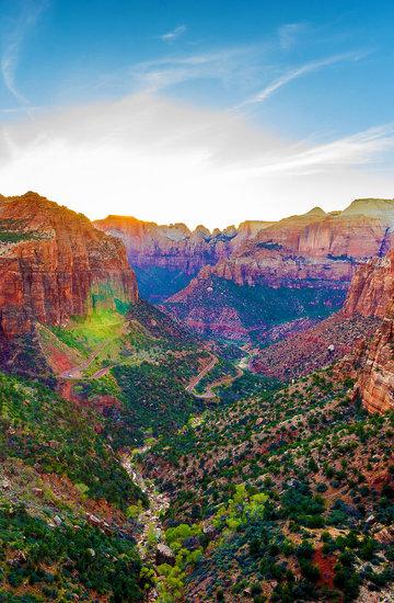 parki narodowe w ameryce