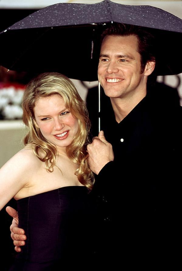 pary Hollywood, za którymi tęsknimy, Renee Zellweger, Jim Carrey, 2000