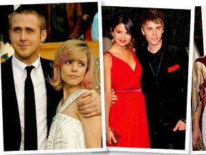 Pary które do siebie wróciły, Selena Gomez, Justin Bieber, Megan Fox i Brian Austin Green