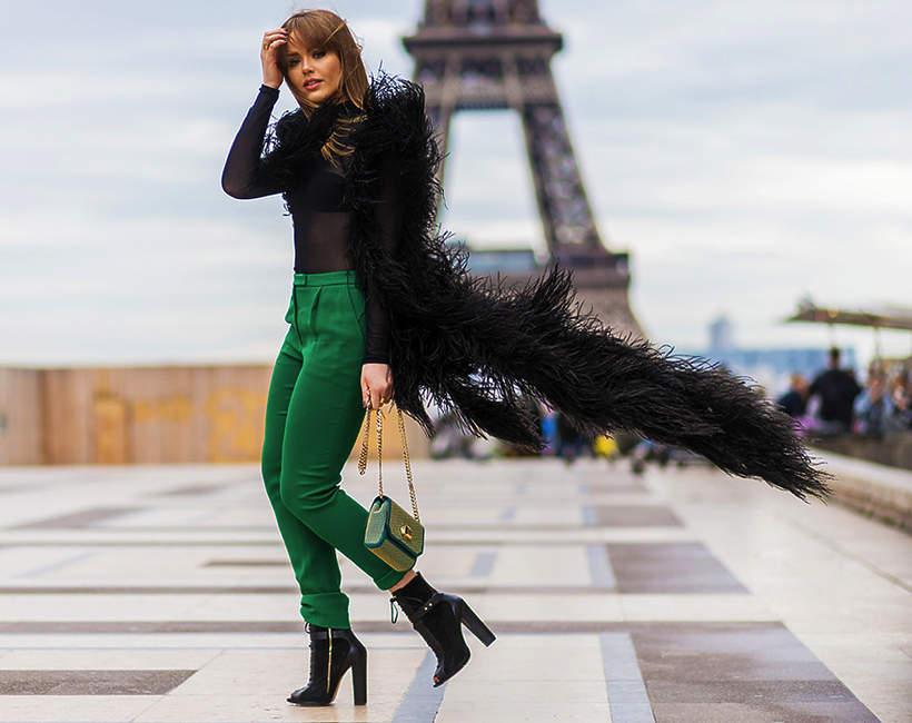 Paryż moda
