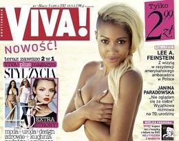 Patricia Kazadi topless viva
