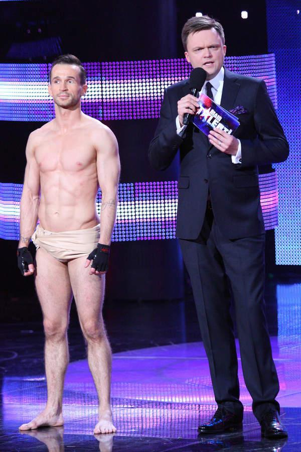 Patryk Rybarski, tancerz z Mam Talent gejem
