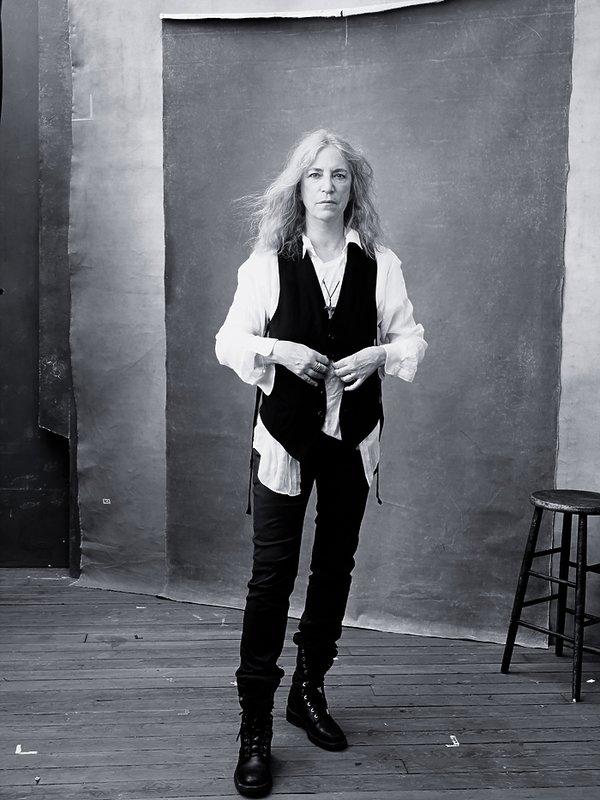 Patti Smith w obiektywie Annie Leibovitz