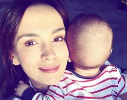 Paulina Krupińska oszalała na punkcie swojego synka. Modelka pokazała urocze zdjęcie i zdradziła, dlaczego... przytula swoje dzieci!