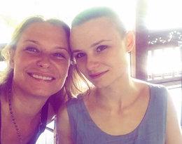 Córka Pauliny Młynarskiej wystąpiła nago w kontrowersyjnej sesji zdjęciowej!