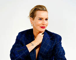 """Paulina Smaszcz-Kurzajewska: """"Muszę myśleć o tym, żeby być dzielna, silna i zdrowa"""""""