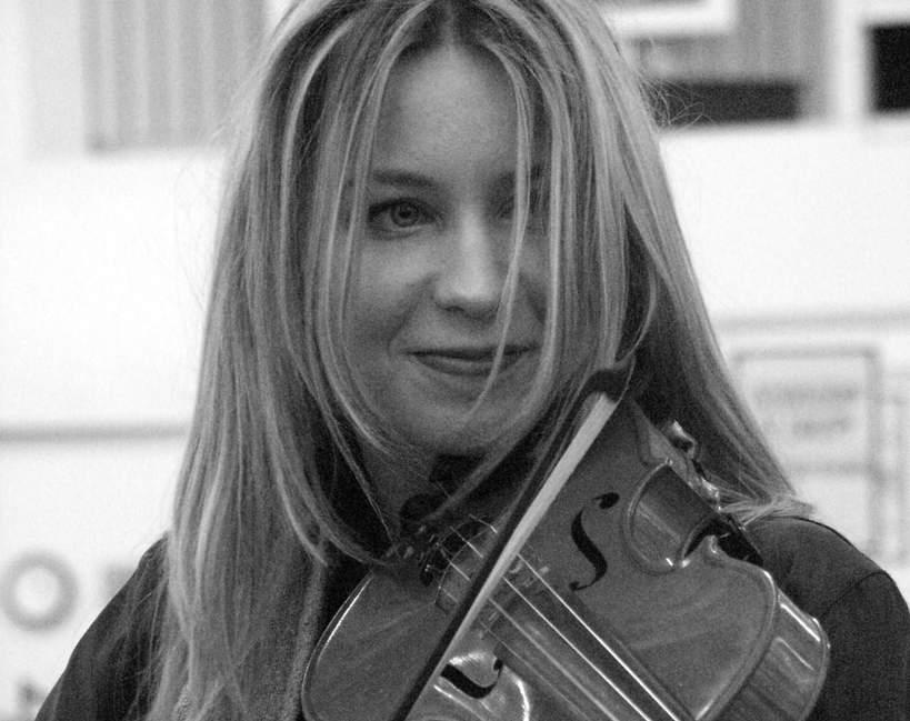 Paulina Sokołowska nie żyje, skrzypaczka