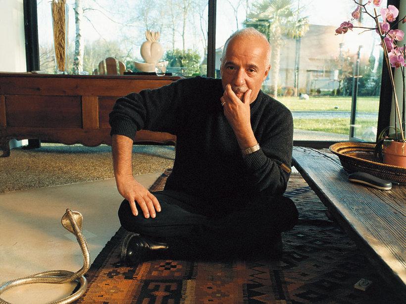 Paulo Coelho, VIVA! kwiecień 2004