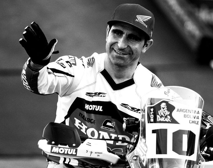Paulo Goncalves, rajd Dakar