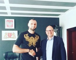 Paweł Adamowicz, Instagram