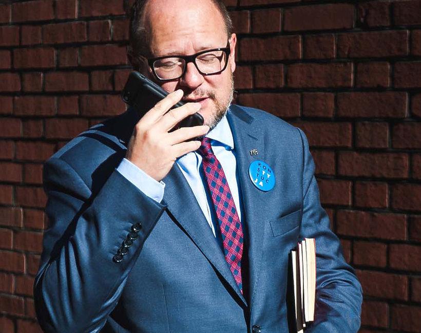 Paweł Adamowicz, prezydent Gdańska