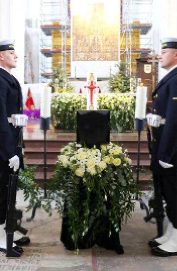 Paweł Adamowicz, prezydent Gdańska, pogrzeb