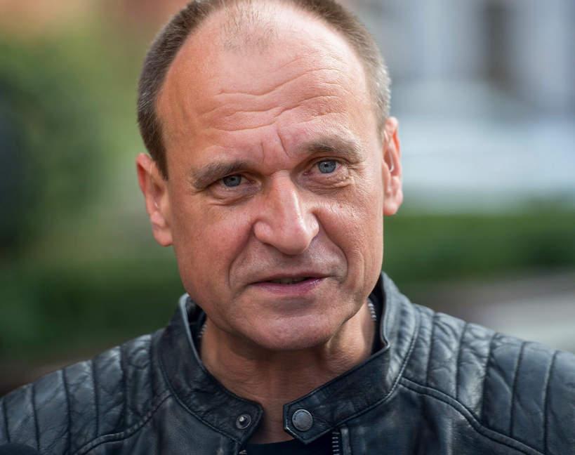 Paweł Kukiz dziadkiem