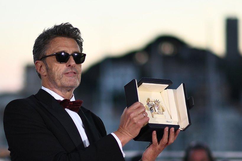 Paweł Pawlikowski ze Złotą Palmą, Cannes 2018